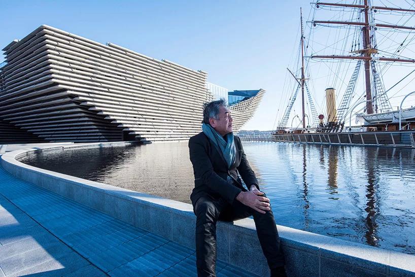 Kengo Kuma, architect.