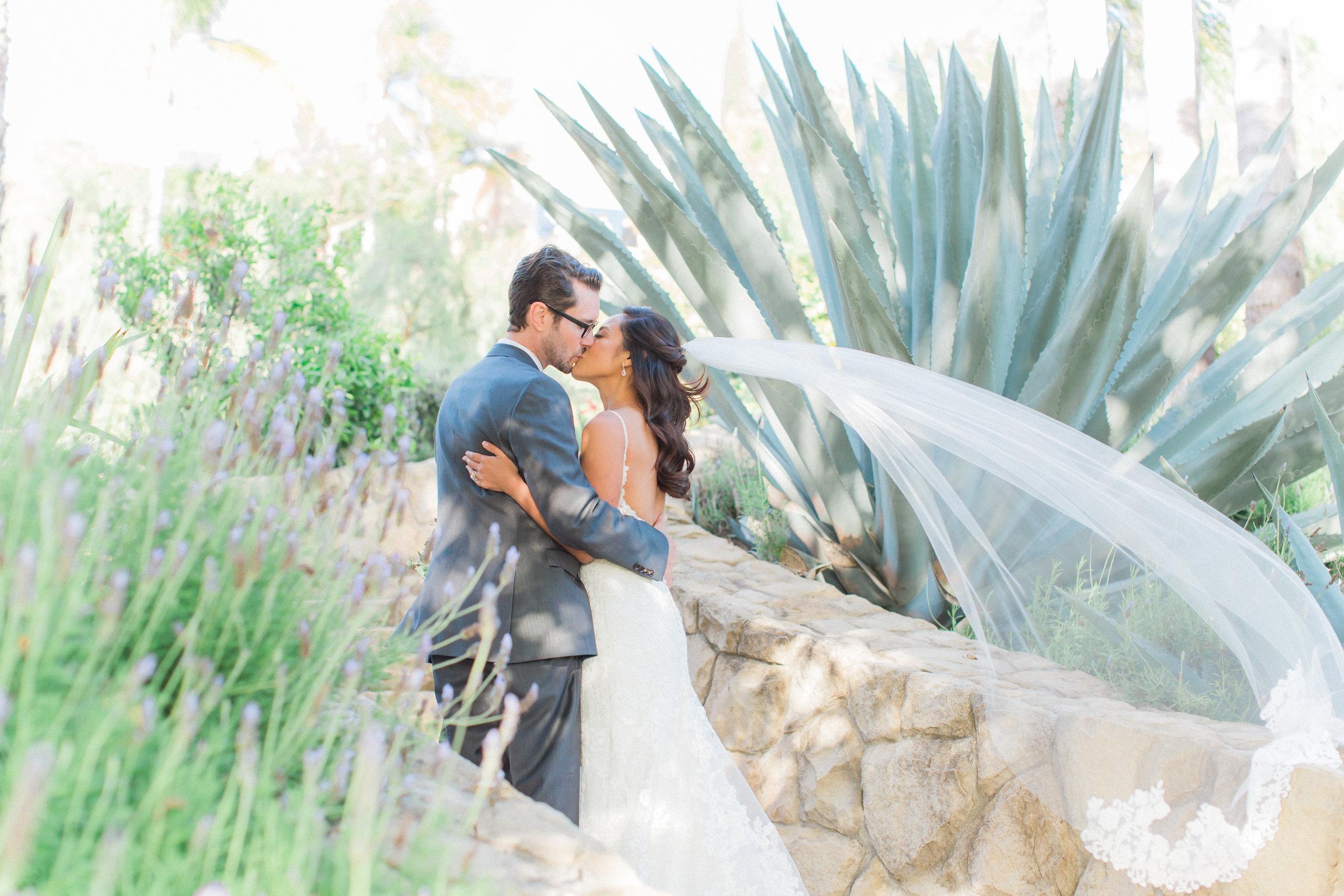 Villa Verano Garden Nuptials -