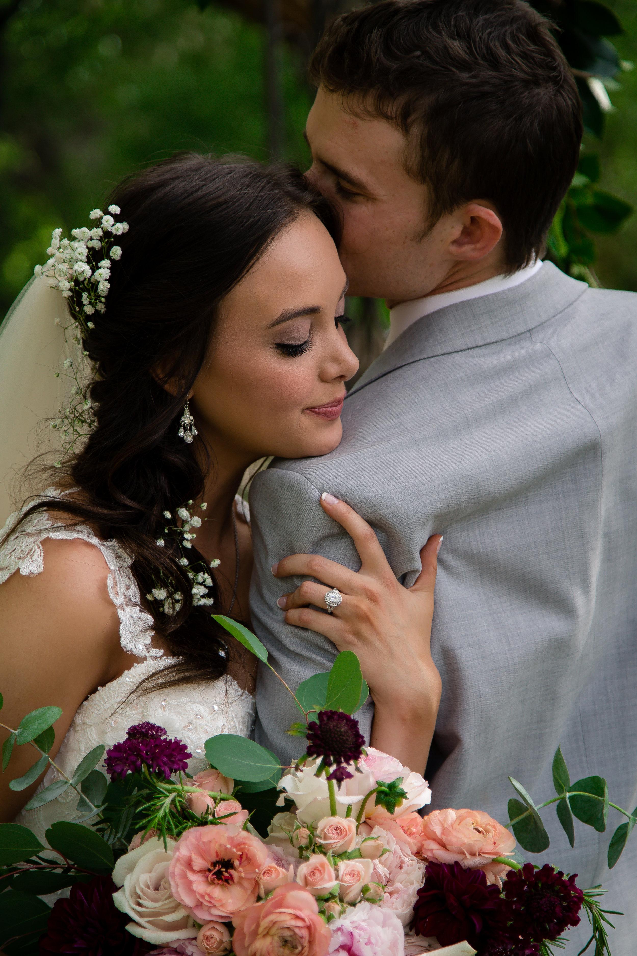 Courtney Volksen Photography   Romantic summer wedding in Zion National Park
