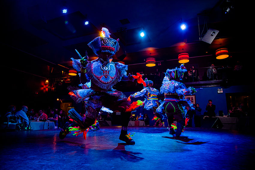 Danza de Tijeras (The scissors dance)