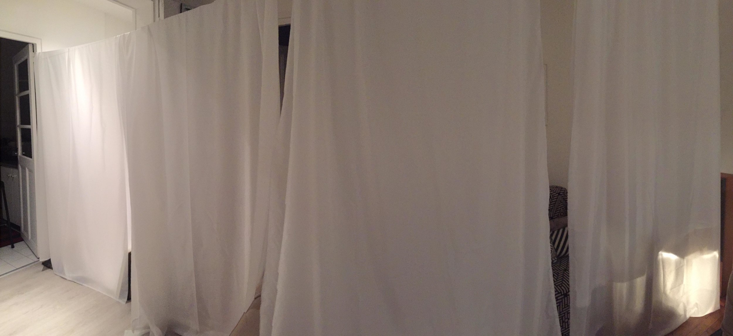 #curtain #test
