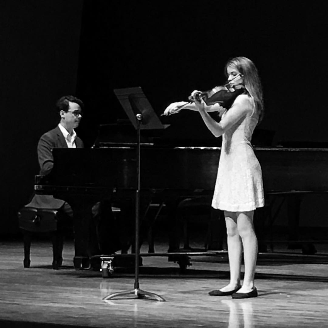Amber - CKYO Borchardt Concerto Competition Winner