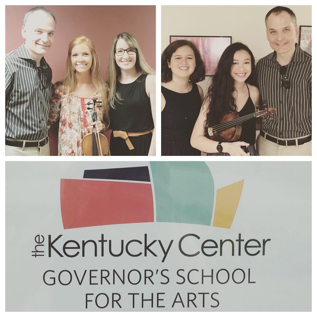 CSS Governor's School for the Arts students 2017
