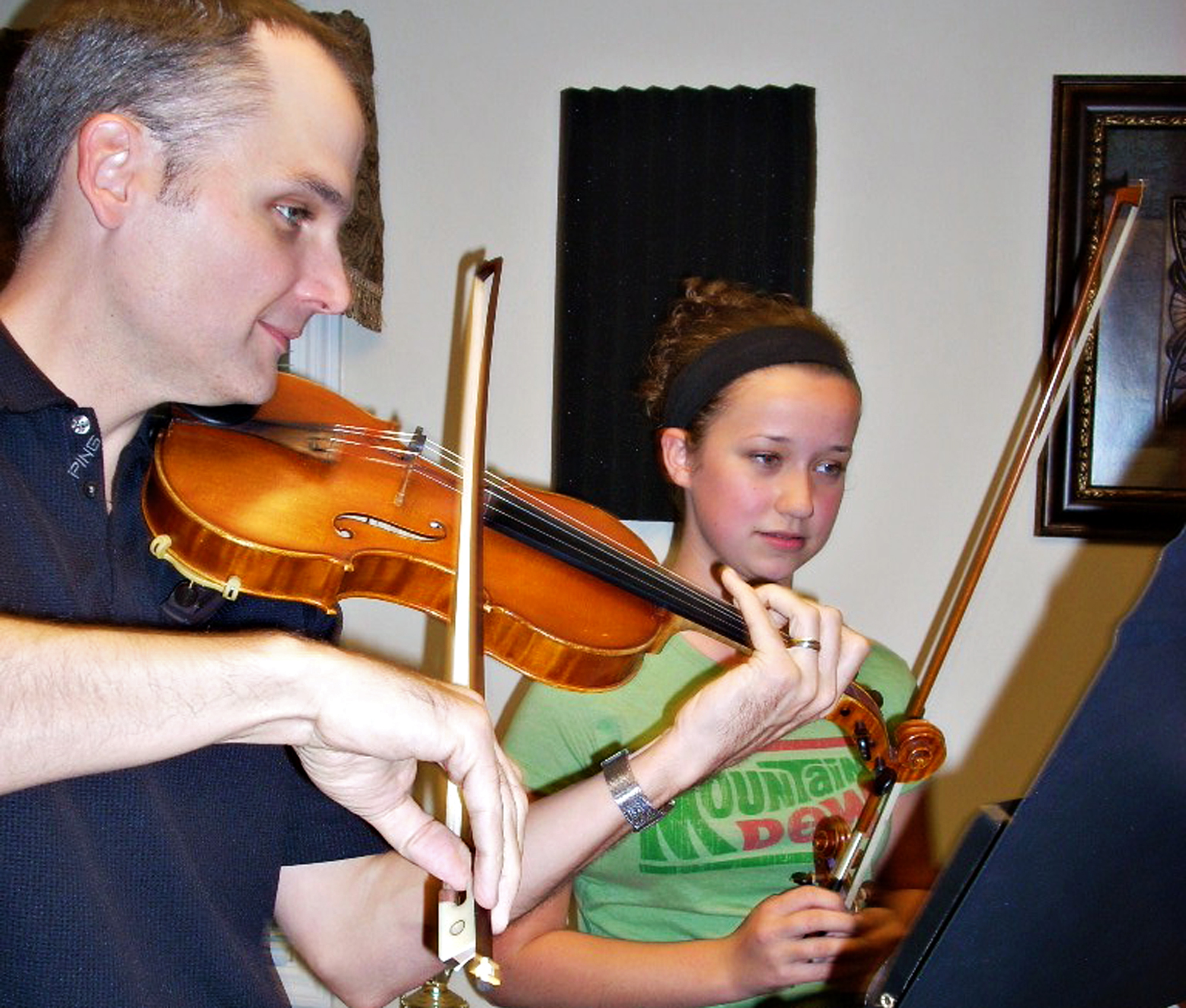Educate - With over 50 years of combined teaching and performing experience, CSS provides a high quality, well-rounded music education in a positive, enthusiastic, and nurturing learning environment.