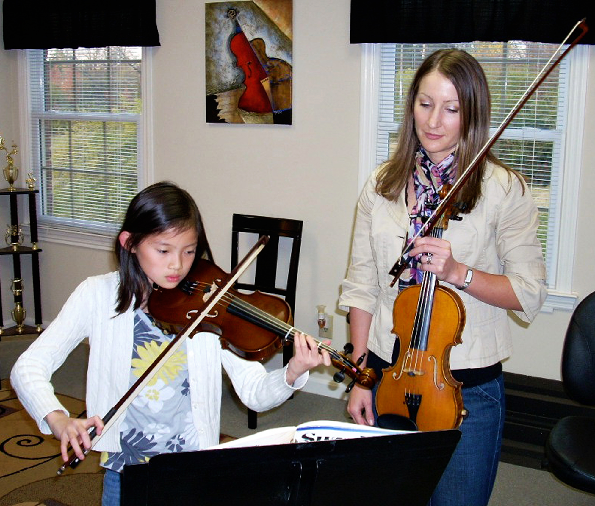 Carwile String Studio | Violin Lessons - Lexington, Kentucky