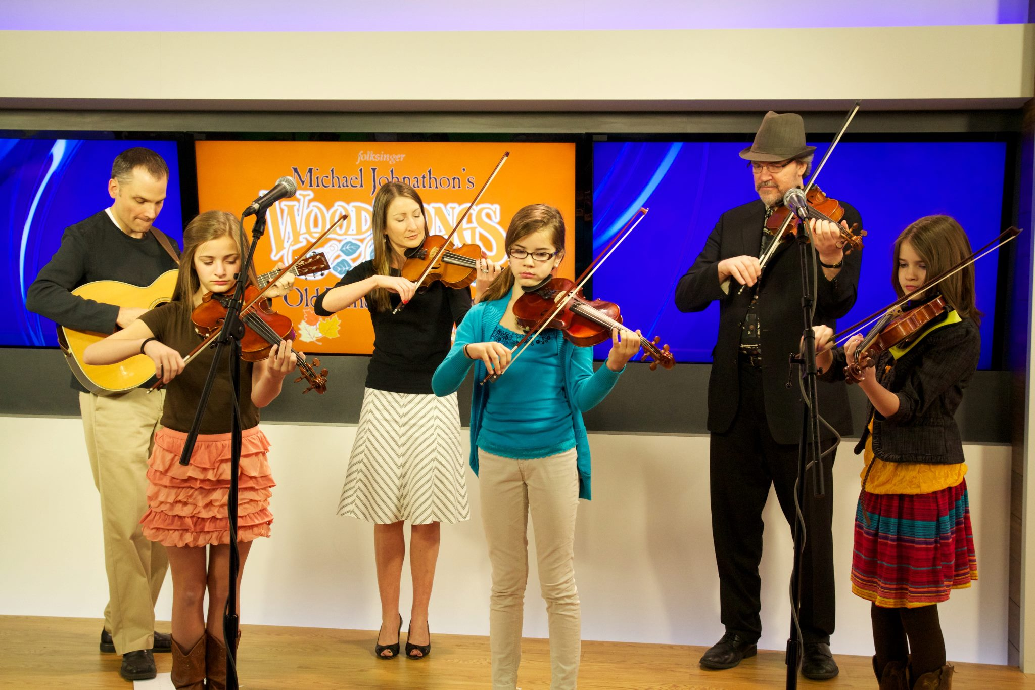 WKYT performance with Mark O'Connor