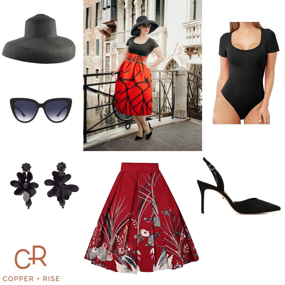 Audrey Hepburn in Venice -
