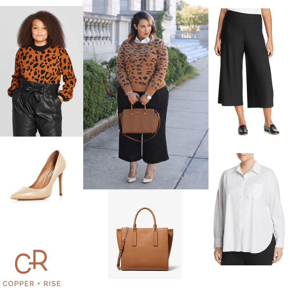 Fall Fashion - Culottes -