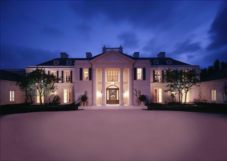 COLONIAL HOUSE, HOLMBY HILLS
