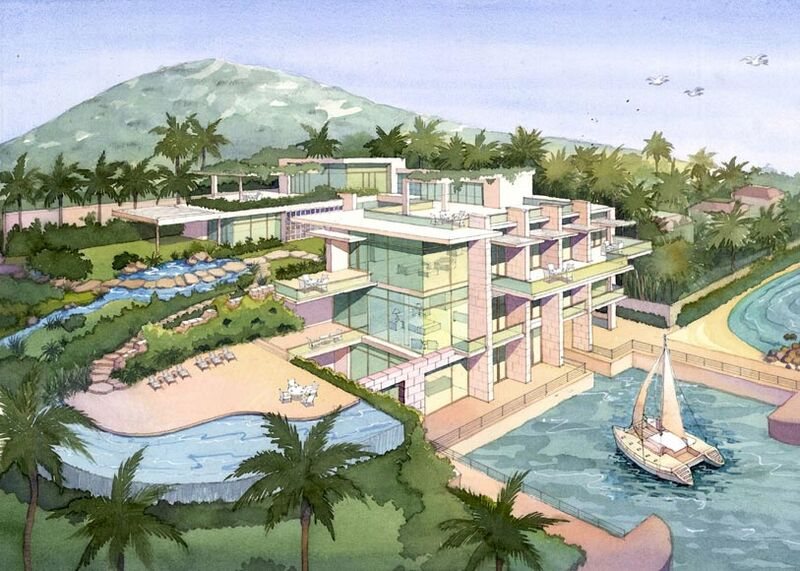HARBOR VILLA, HAWAII