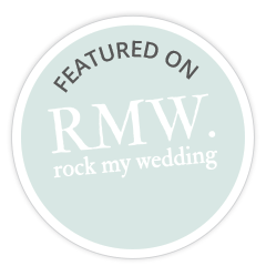 Click here for Rock My Wedding feature articles