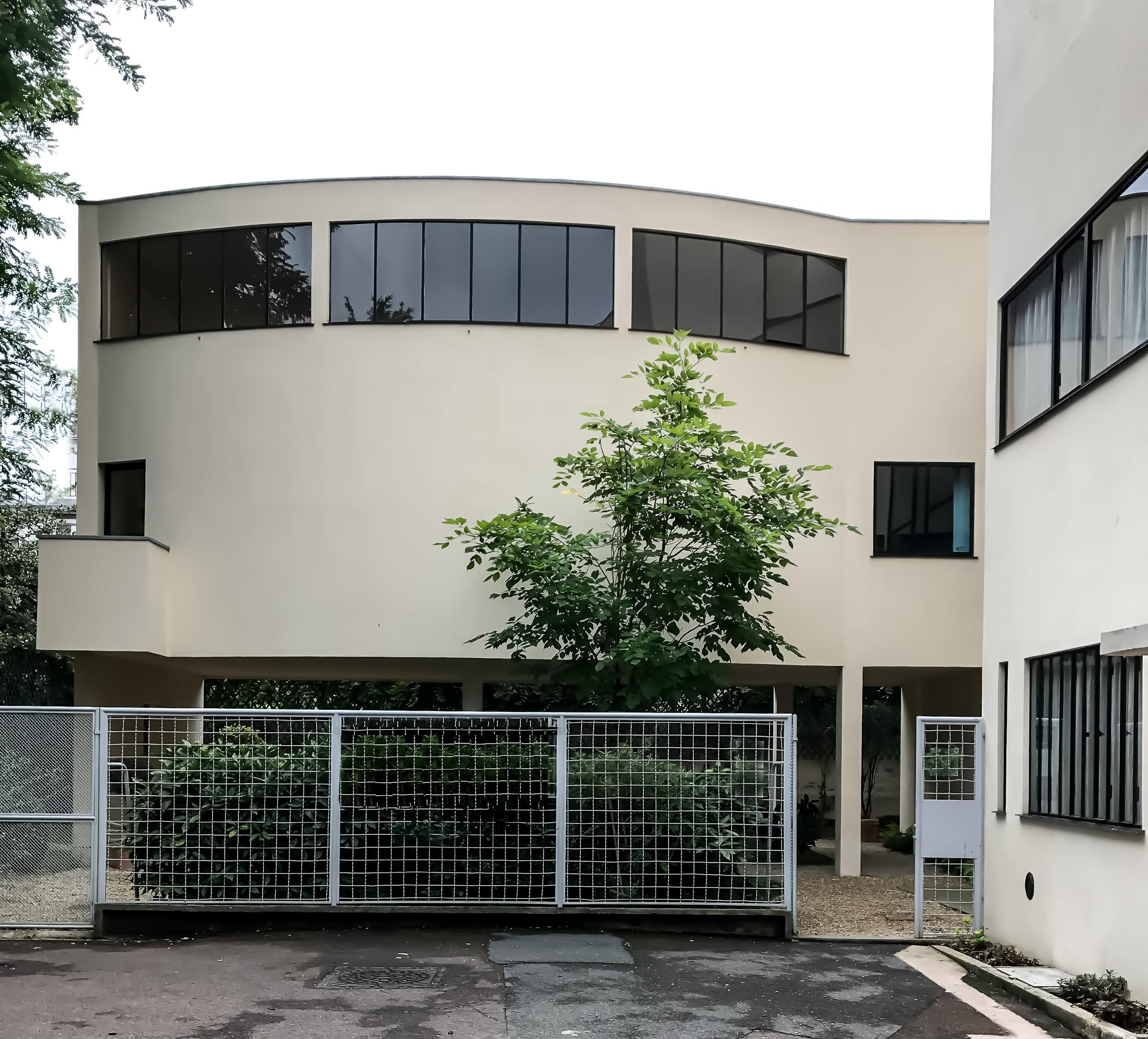 Maison La Roche Corbusier Paris maison la roche — the wood house