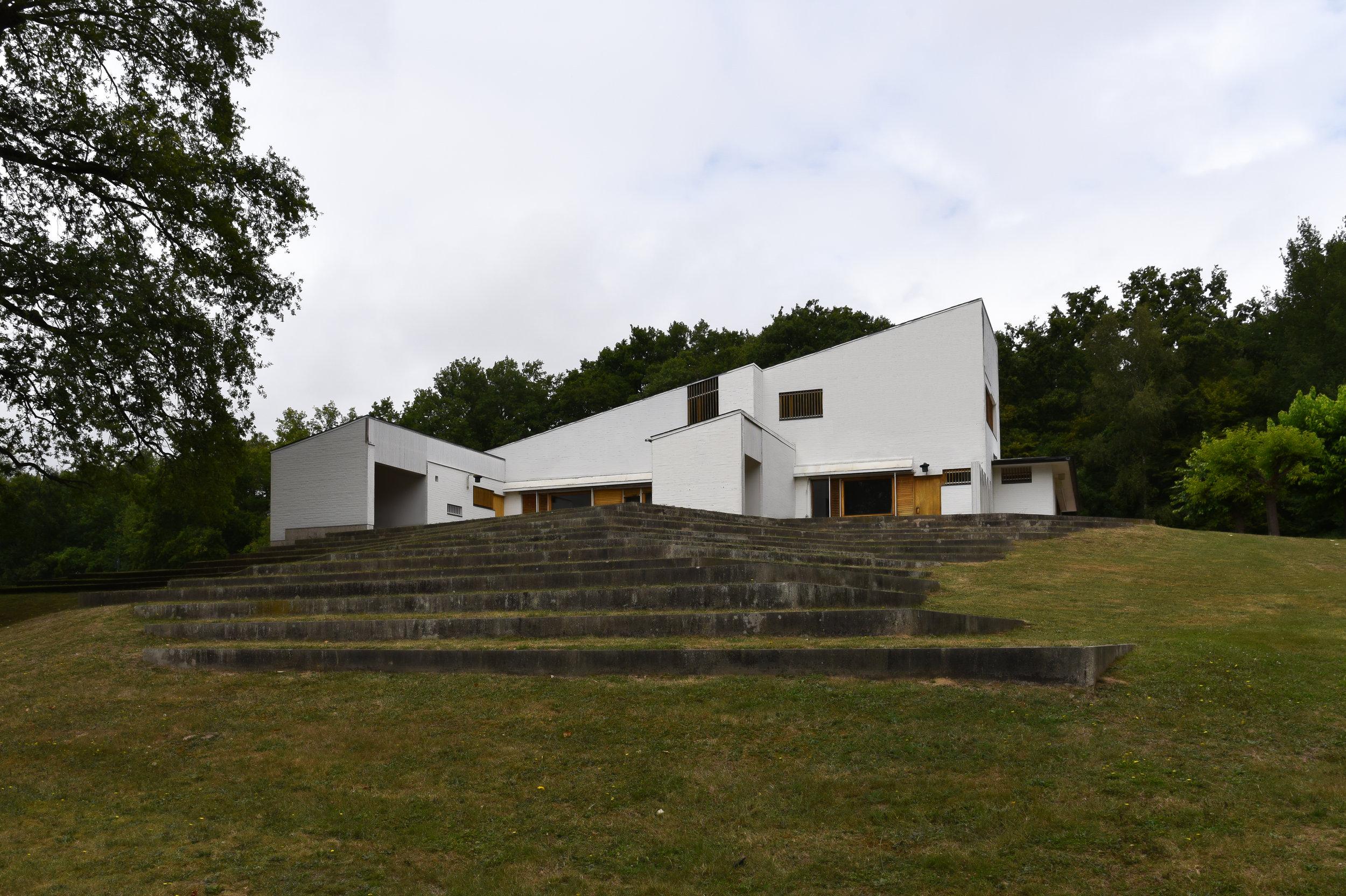 Maison louis carré, Alvar aalto 2017
