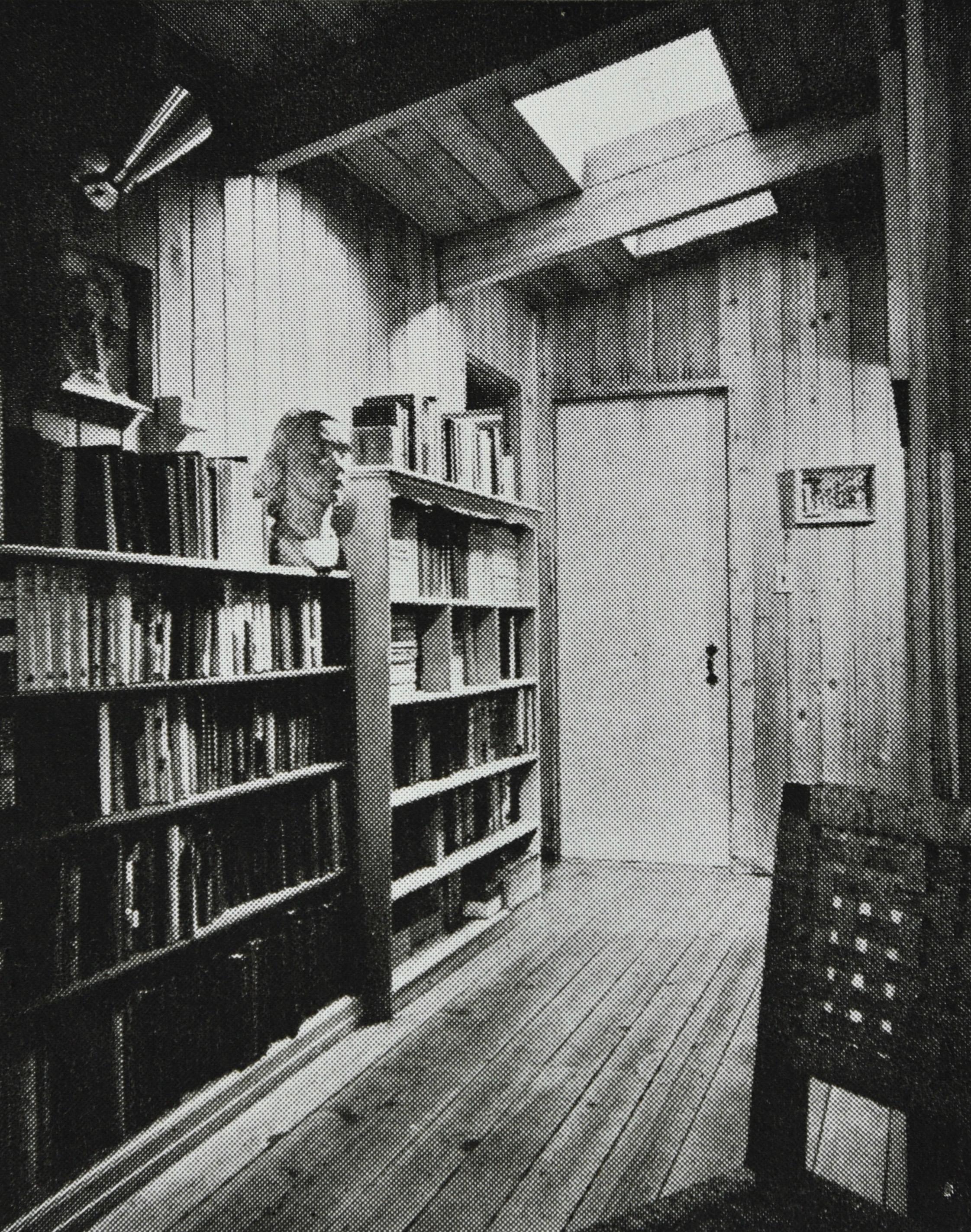 Interior Photography:  Lionel Freedman, 1950