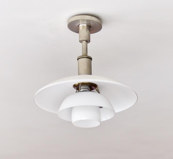 PH LAMP BY POUL HENNINGSEN