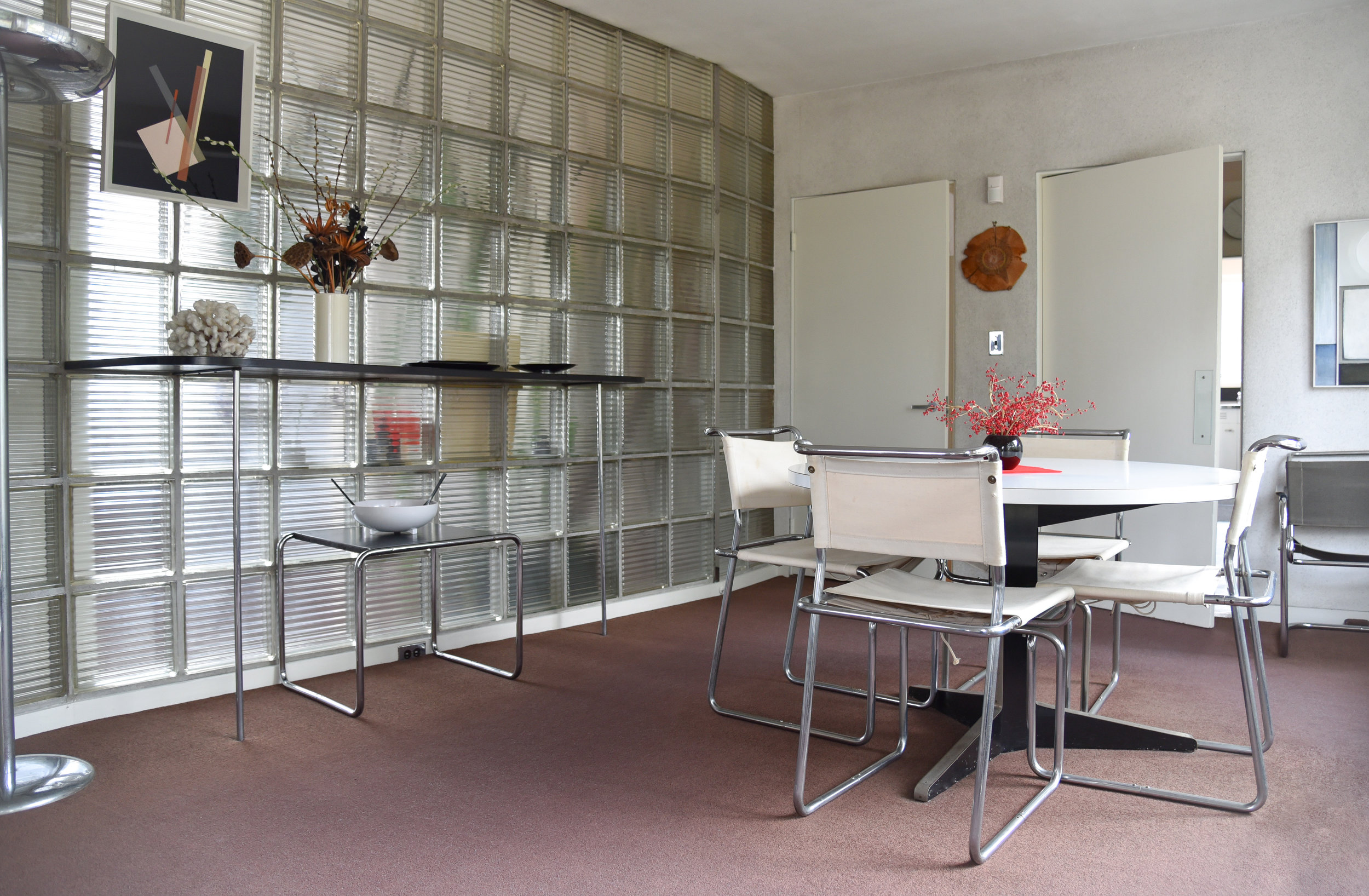 DINING with BAUHAUS STYLE