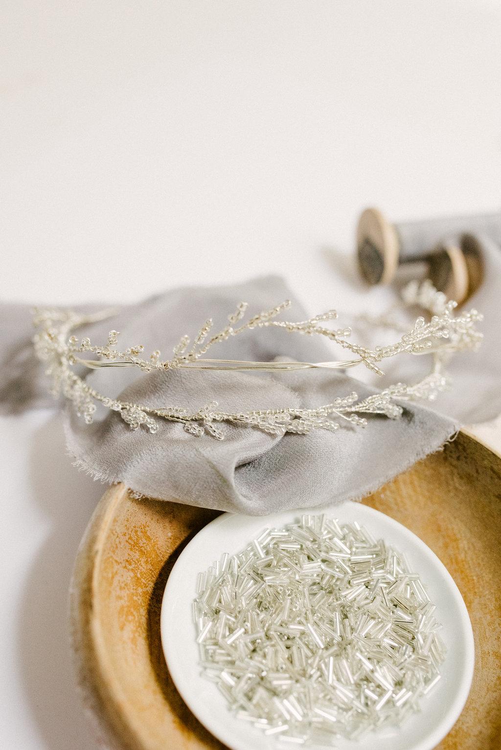 Custom Bridal Accessory- Alice & Mae Bridal