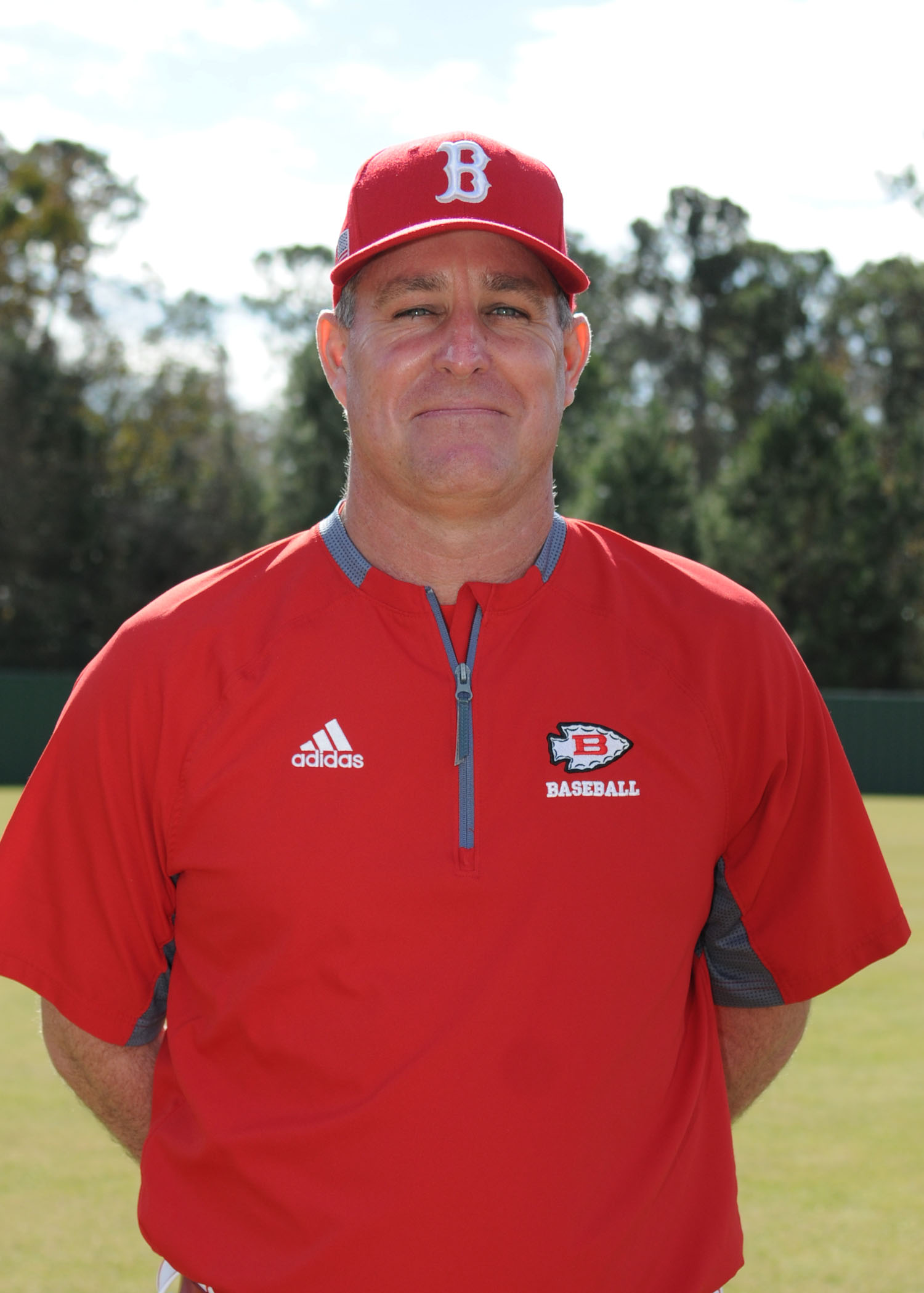 Brian Goodman - Coaching History:  1998-1999 Assistant Baseball Coach St. Andrews Episcopal School1999-2000 Assistant Fast-Pitch Softball Coach Newton County High School2000-2012 Head Baseball at Lake High School2012-2014 Head Baseball at Puckett High School2014-2017 Head Baseball at Quitman High School2017- Present Assistant Baseball Coach Biloxi High School        Education/Experience: BS in Secondary Education from Mississippi CollegeMajor: Social Studies Minor: Driver Education, Physical Education, HealthMS in Interscholastic Athletic Administration at University of Southern MississippiOutlook for 2018: I am extremely excited to get this season underway and continue to build on the traditions of Biloxi Indian Baseball. We have a great group of young men that has worked extremely hard this off season whether it was in the weightroom or the field. I am anxious to be able to watch these young men compete in each game we play this year. It is awesome to be part of a coaching staff that is dedicated in developing young men on and off the field.