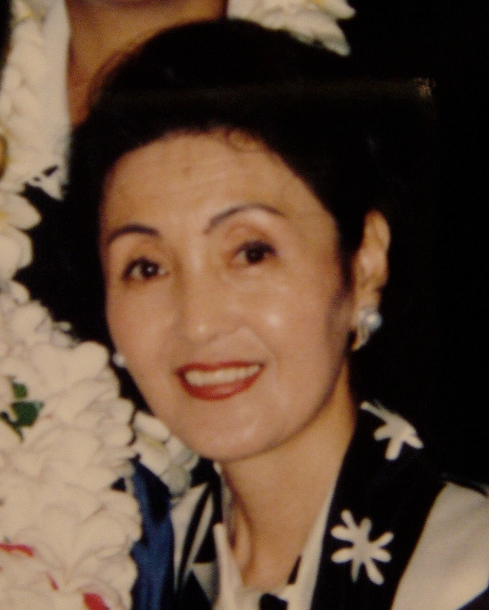 Jane Wha-Young Kim in 1996