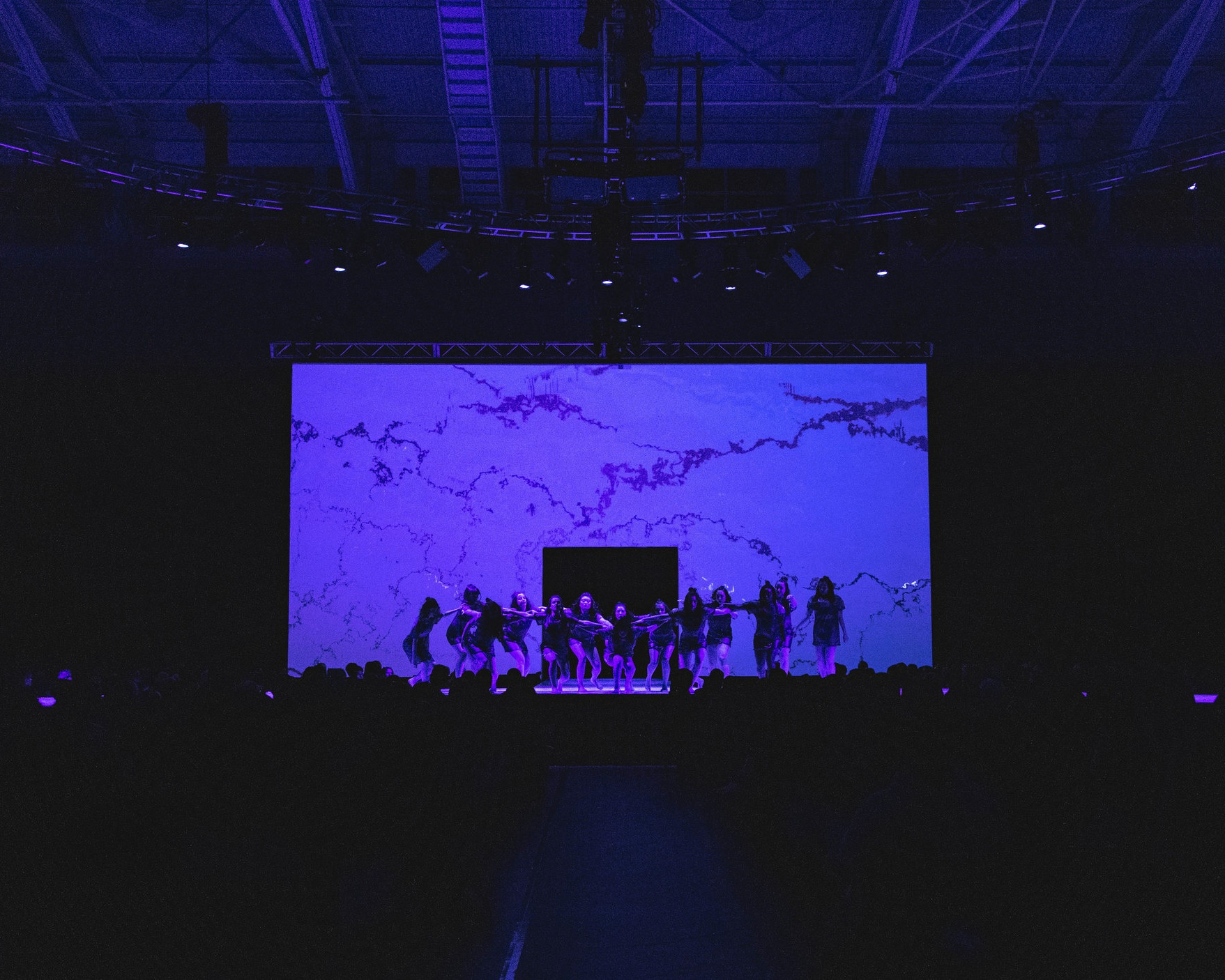 Lunar Gala: ANOMIE - Motion design for Pittsburgh's largest fashion event