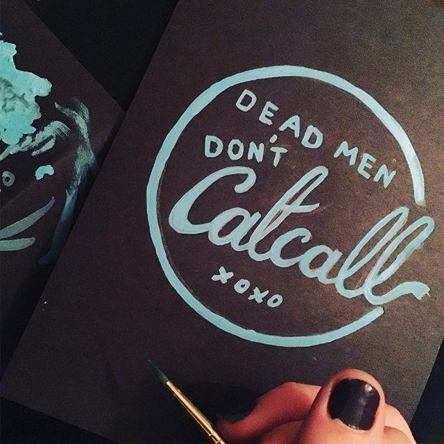 Type piece inspired by an old friend of mine  #deadmen #handdrawntype #paint #handpainted #freelancegraphicdesign #graphicdesigner #typography #blackandblue #girlboss #creativeprocess #designermom