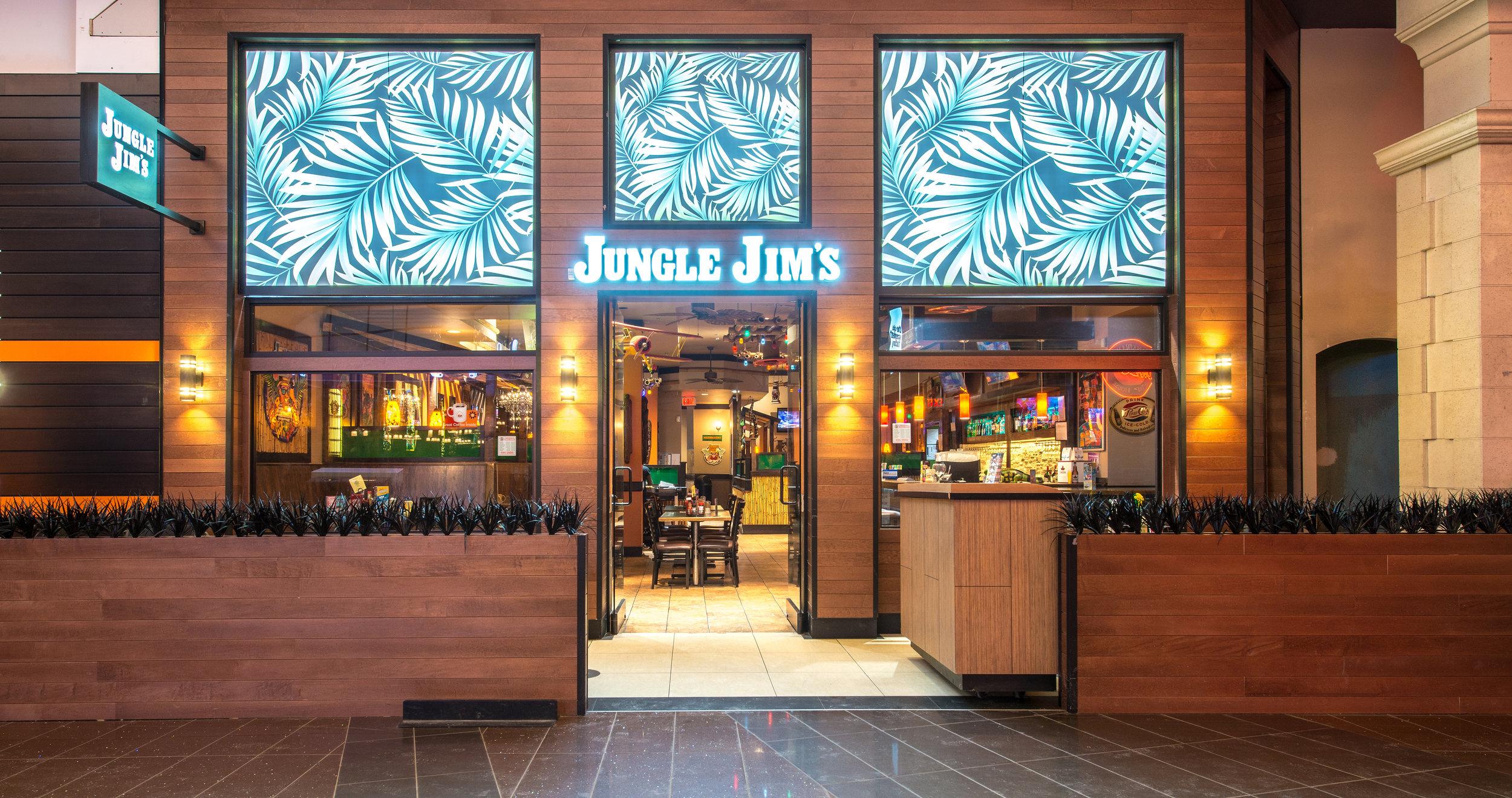 Jungle Jims - WEM