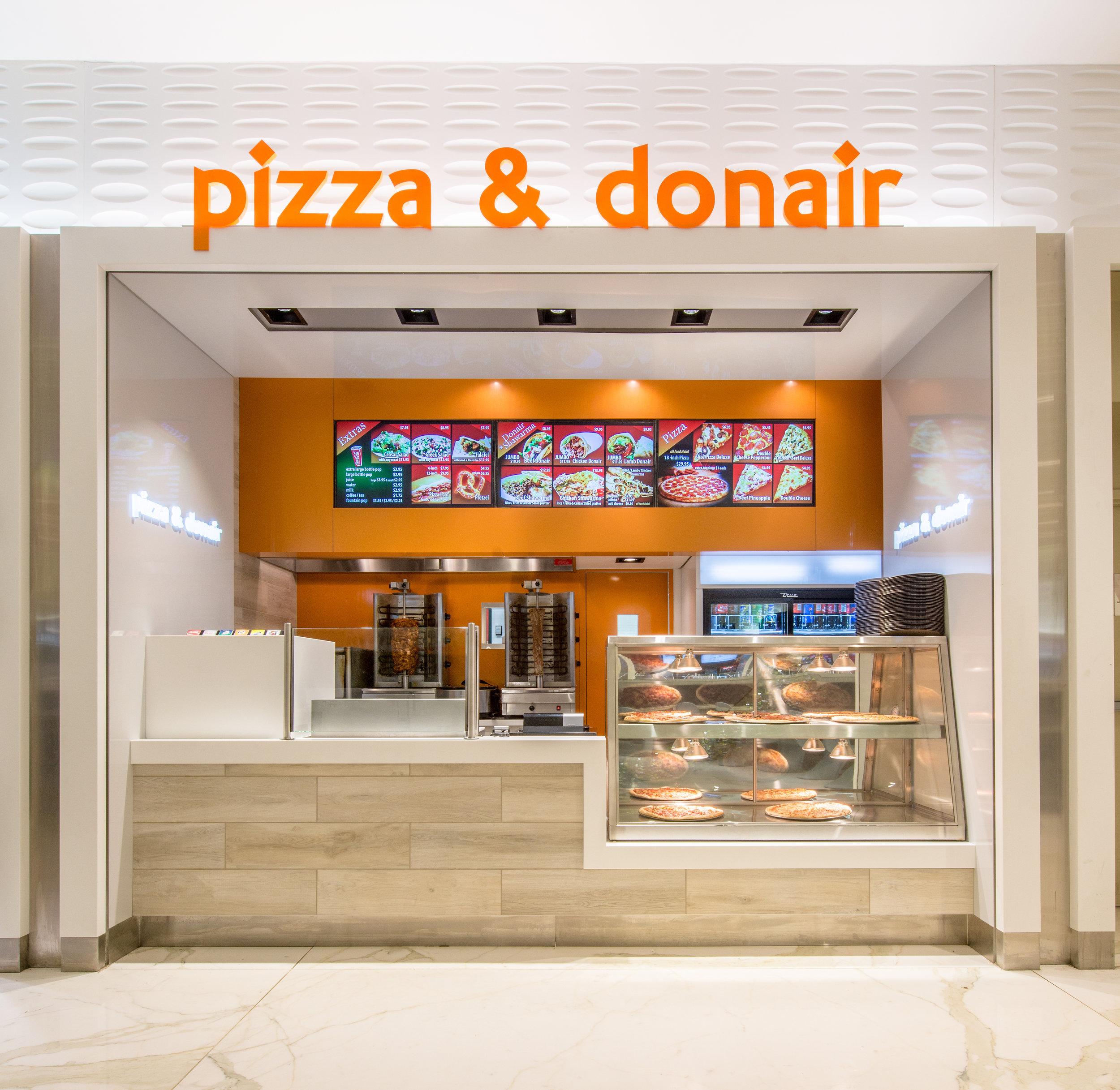 Pizza & Donair