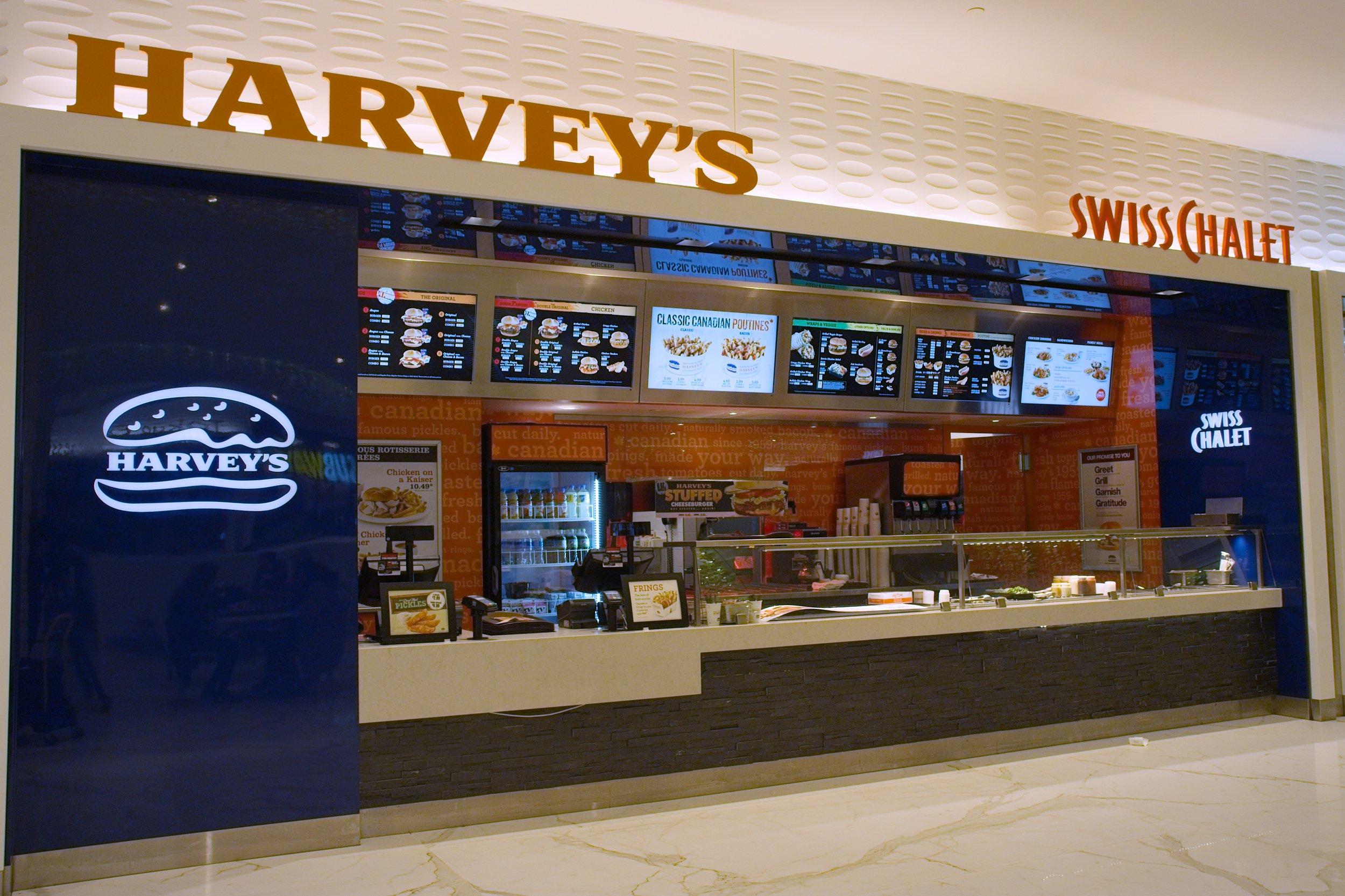 Harveys/Swiss Chalet