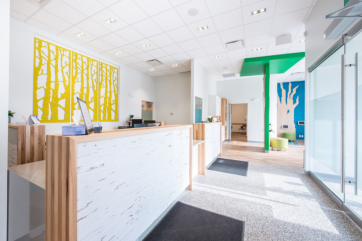 Gateway Pediatrics - Sherwood Park