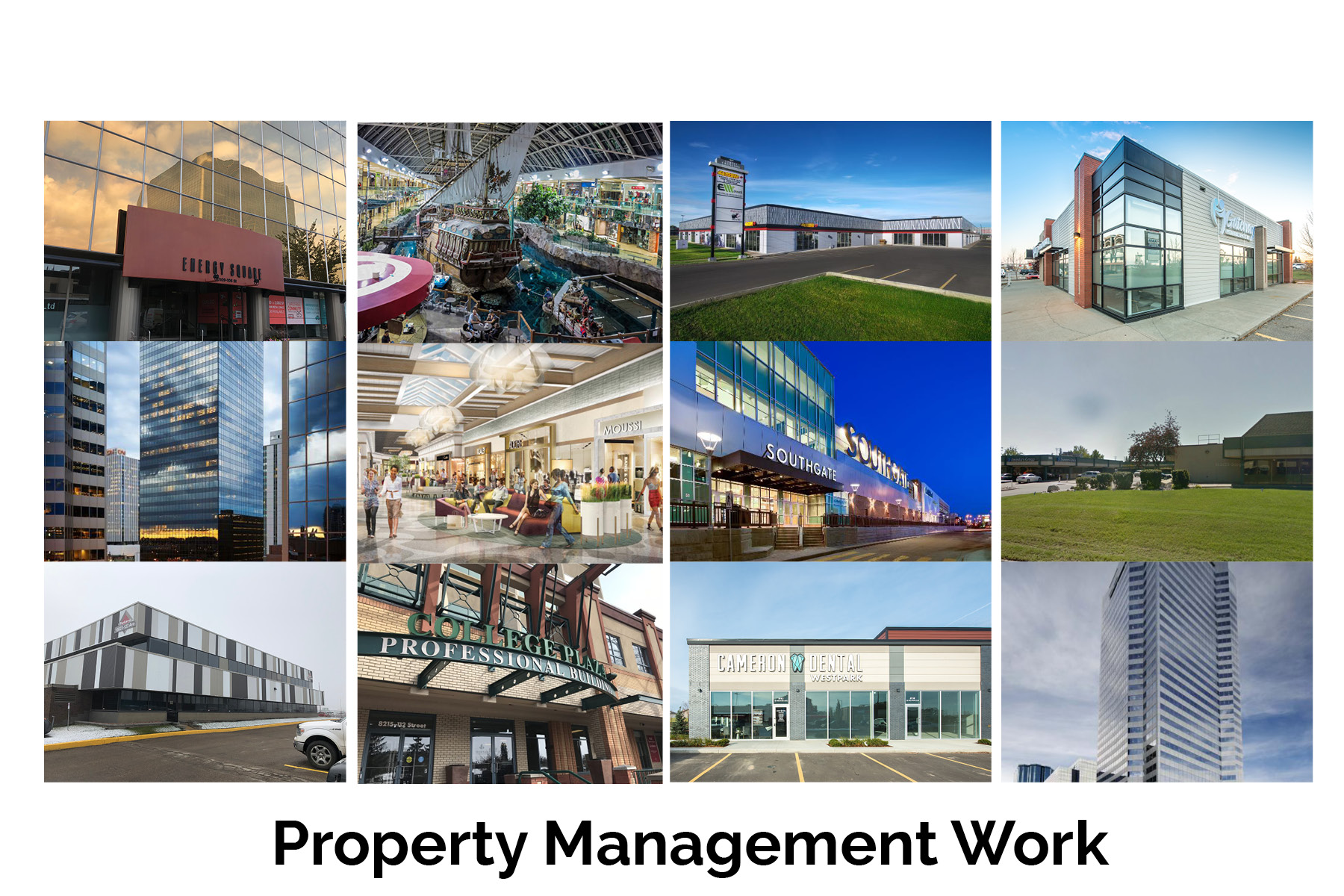 Property Management Work