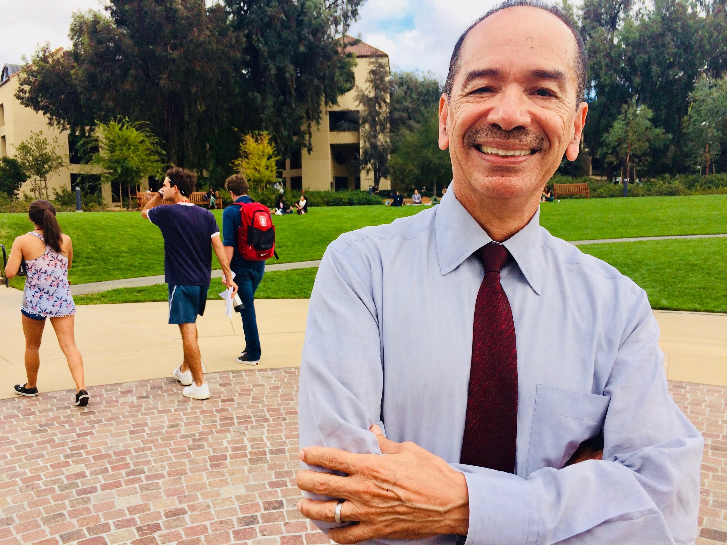 """Stanford English and Comparative Literature Professor Ramon Saldivar has written extensively about Oscar Zeta Acosta. Some of his best known works include """"Chicano Narrative: The Dialectics of Difference (1990), a history of the development of Chicano narrative forms,"""" and """"The Borderlands of Culture: Américo Paredes and the Transnational Imaginary."""""""