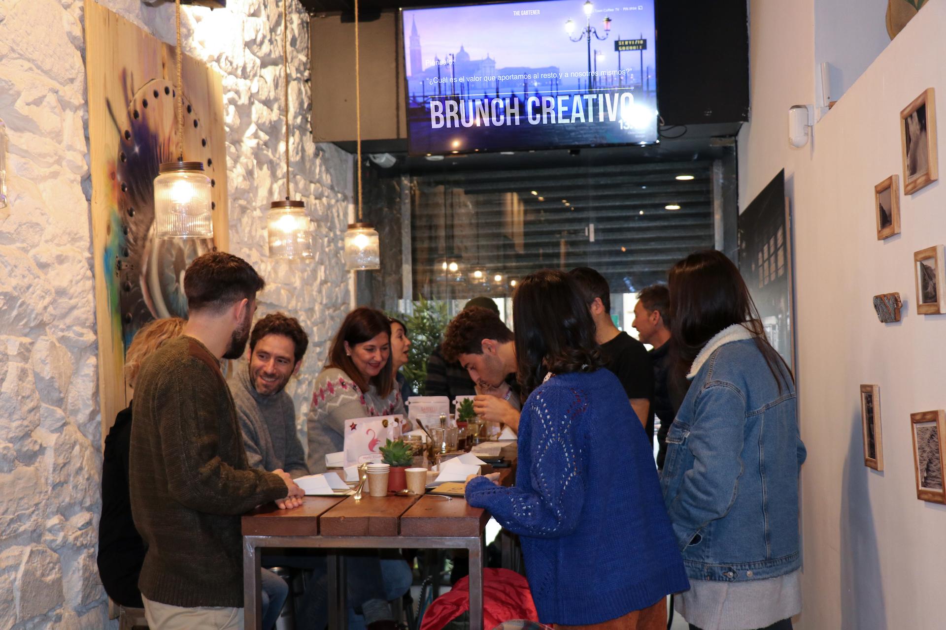 #6 BRUNCH CREATIVO - El valor que aportamos