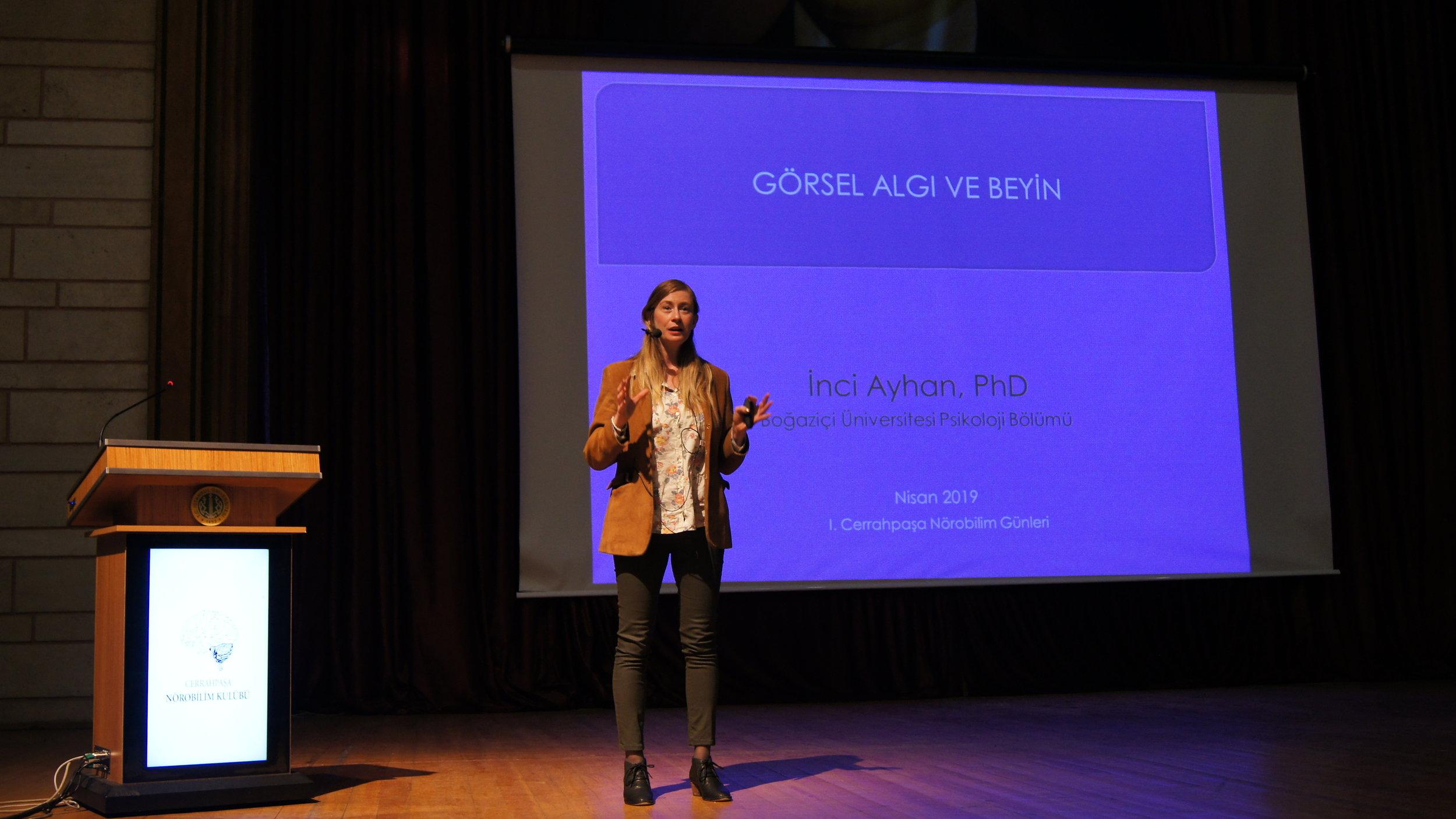 Dr. İnci Ayhan