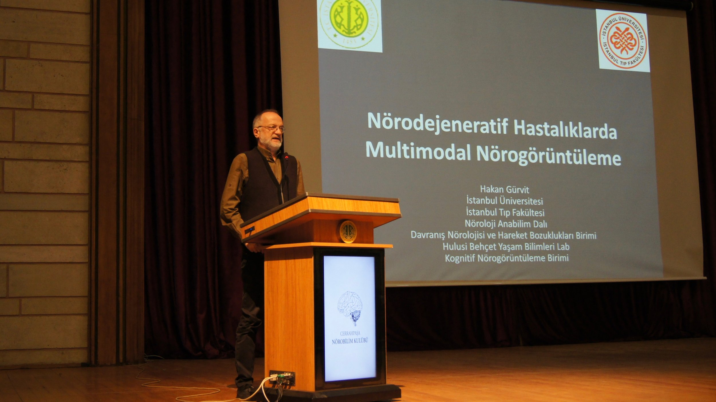 Prof. Dr. Hakan Gürvit