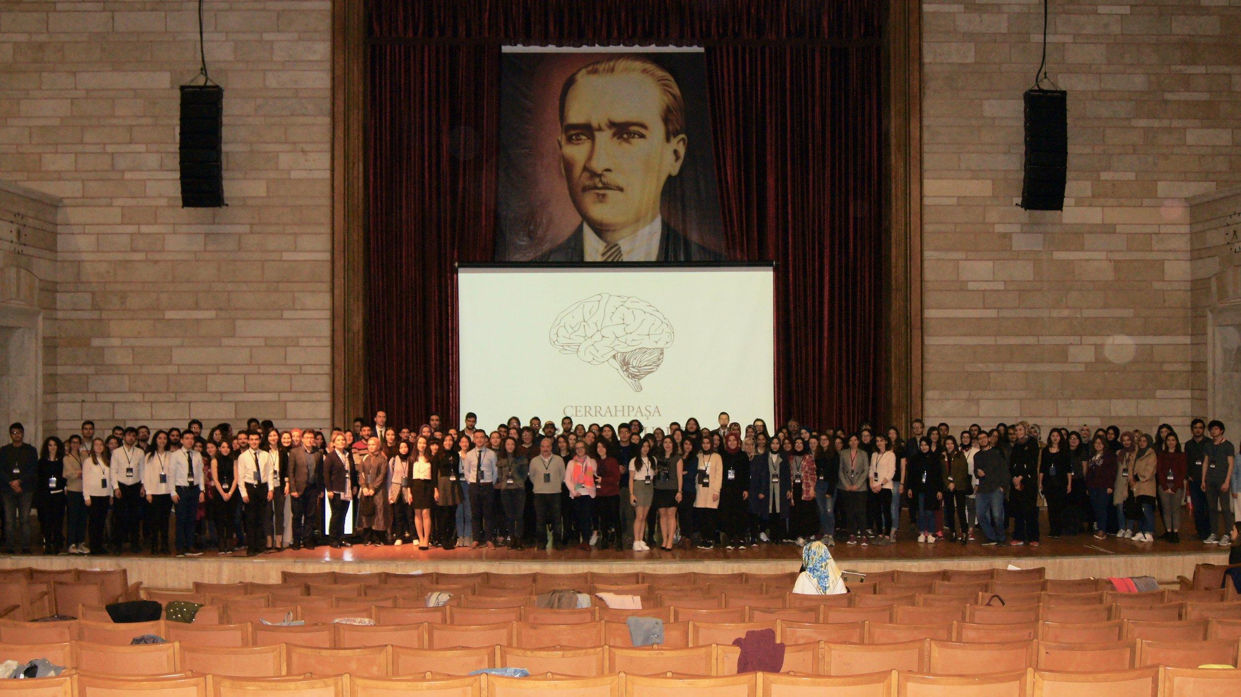 I. Cerrahpaşa Nörobilim Günleri Tüm Katılımcılar