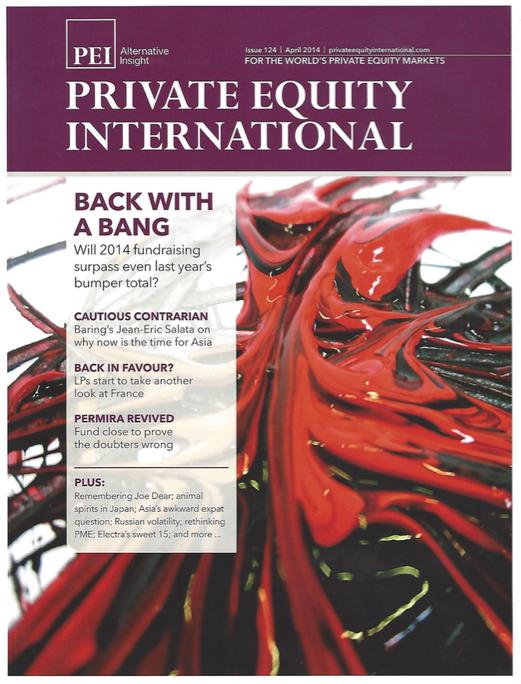 PEI Magazine - Apr 2014