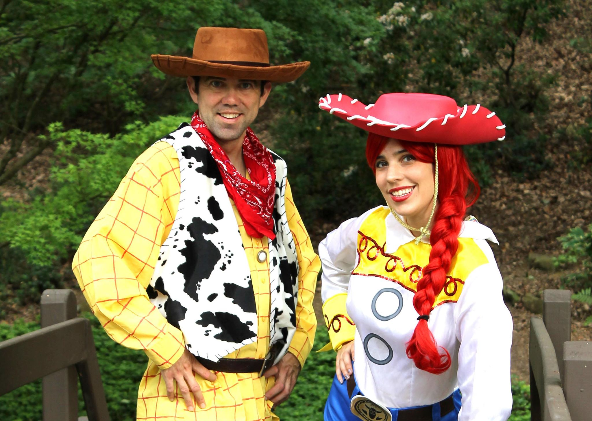 Woody & Jessie