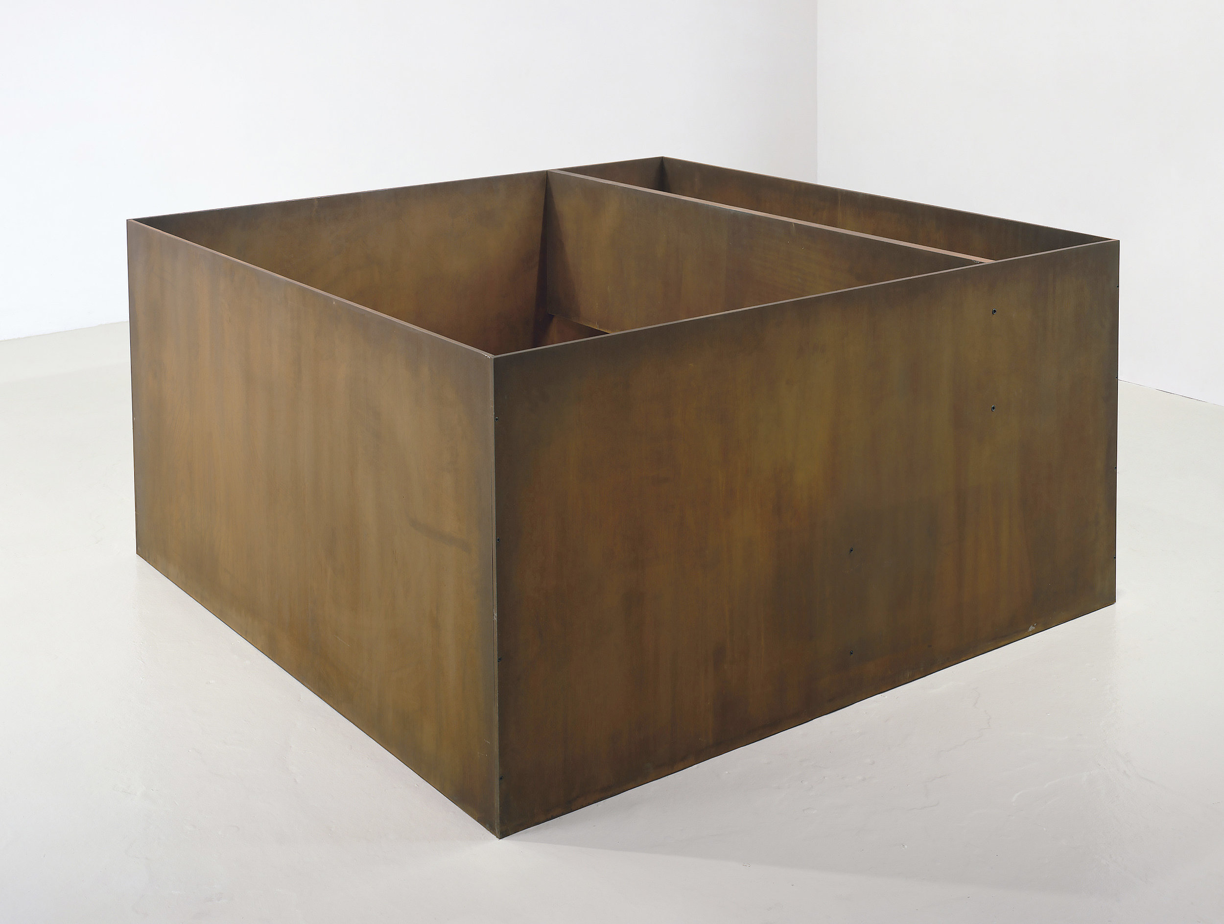 Donald Judd  |  Untitled  |  Private Collection