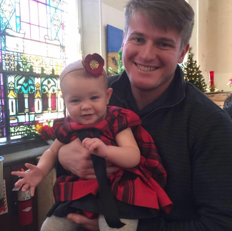 Me and my little niece!