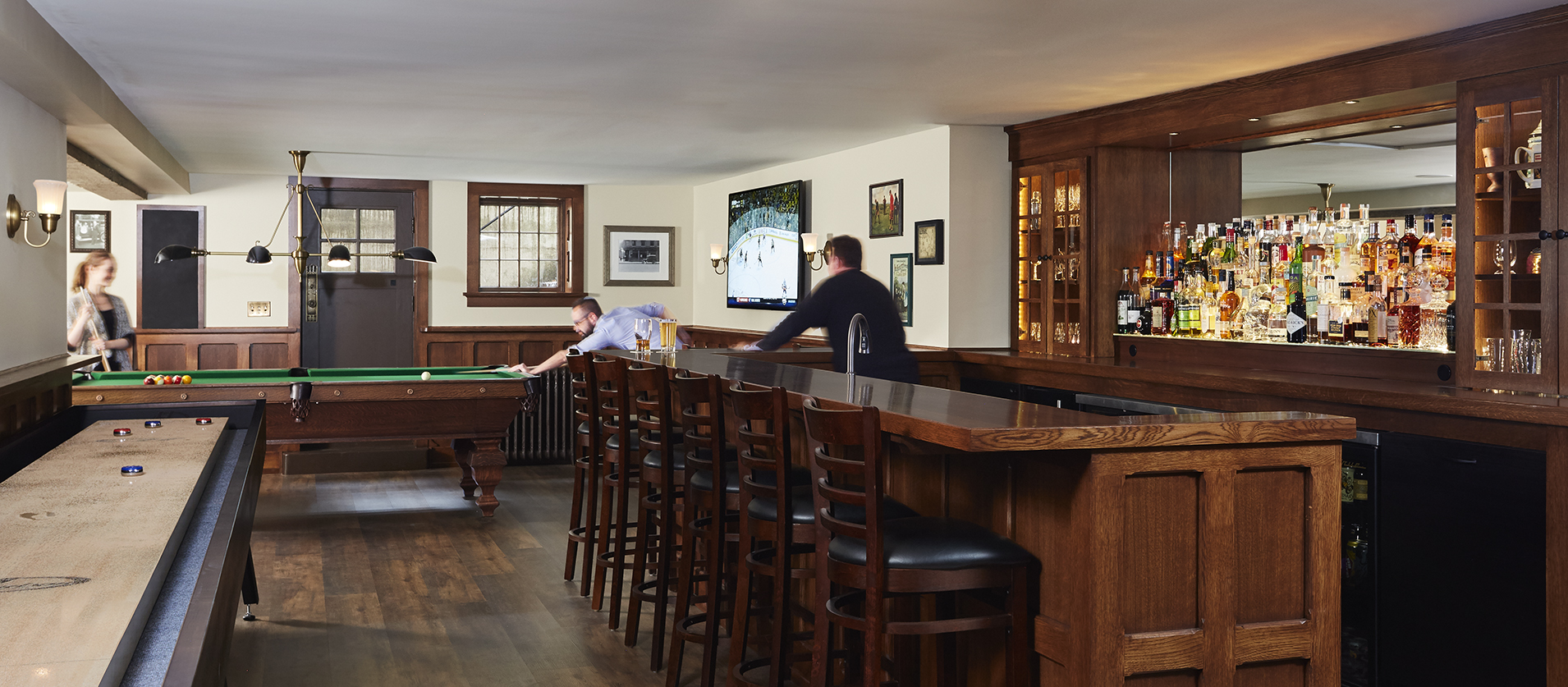 lower level pub