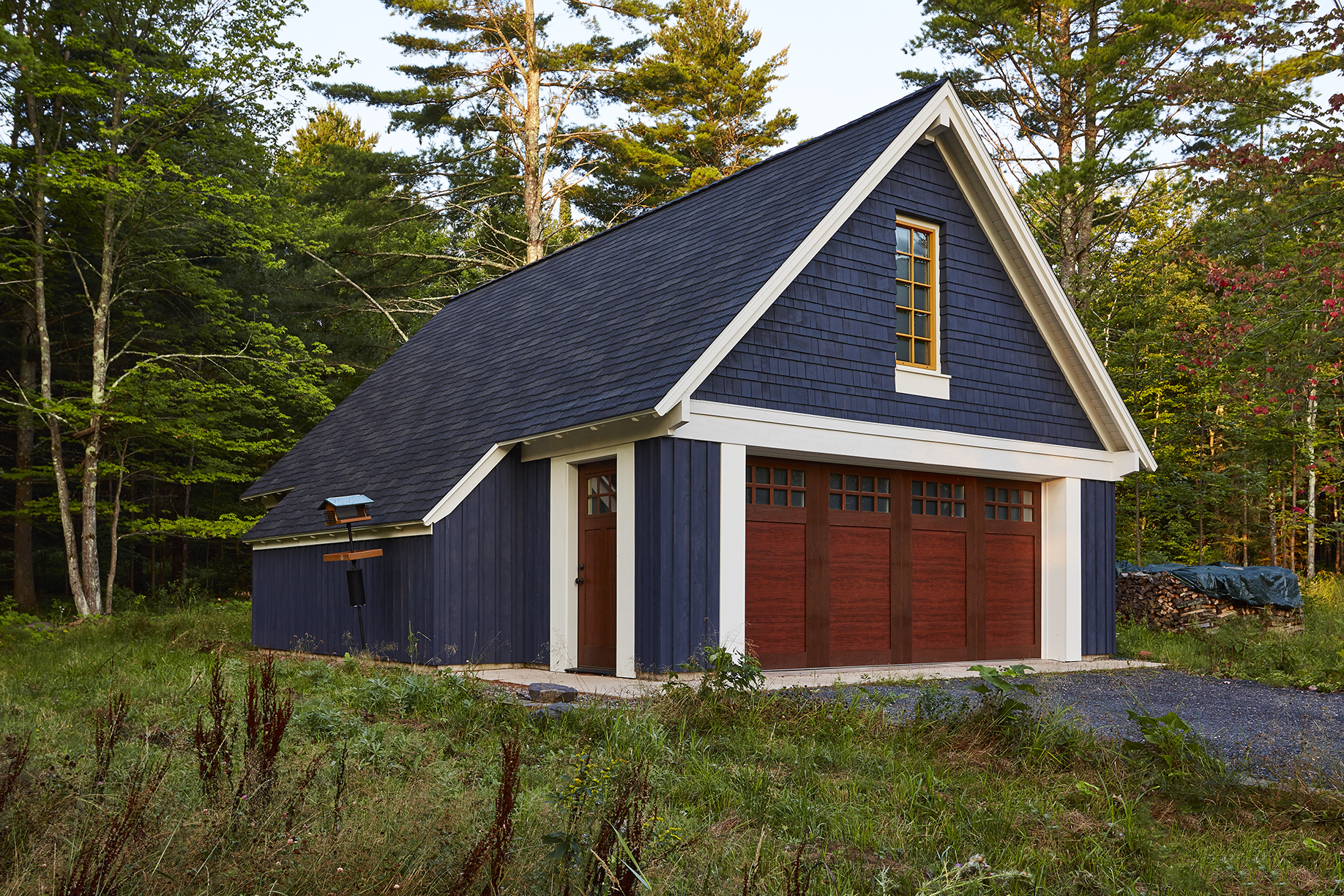 New carriage house