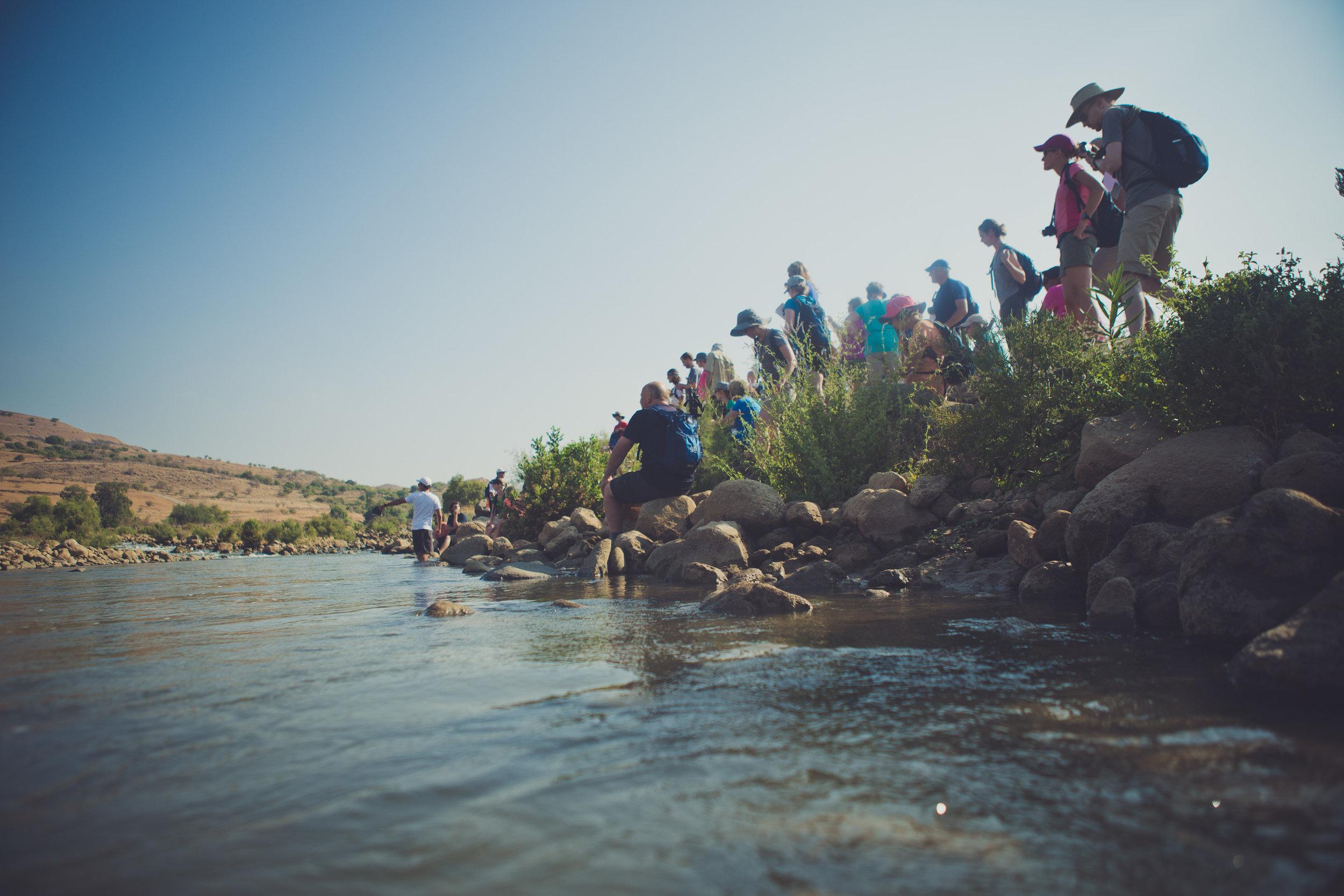 Israel biblical study tour