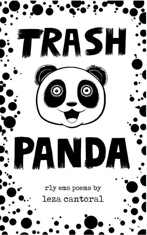 Trash Panda is probably the least pretentious poetry book I've ever read. - I think it should be taught in prestigious universities and that everyone should wear a panda head while reading it. This book is a self-aware disaster. 5/5 stars.—B. Diehl, author of Zeller's Alley & Ballpoint Penitentiary