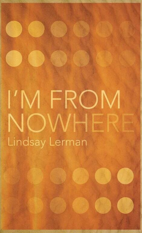 I'm From Nowhere - follows Claire as she mourns the sudden death of her husband and comes to terms with the fact of being a woman without a child, a job, a husband, or agency. She confronts a dying planet and an emerging sense of self. Is it possible for a woman to reclaim her life and set its terms without succumbing to suicide or submission?