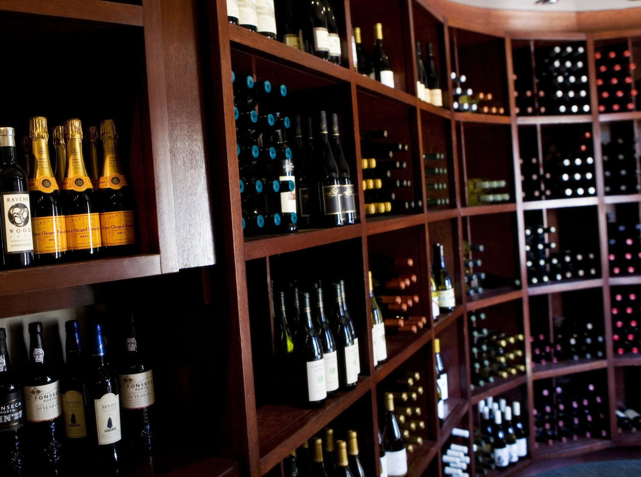 Wine room collection
