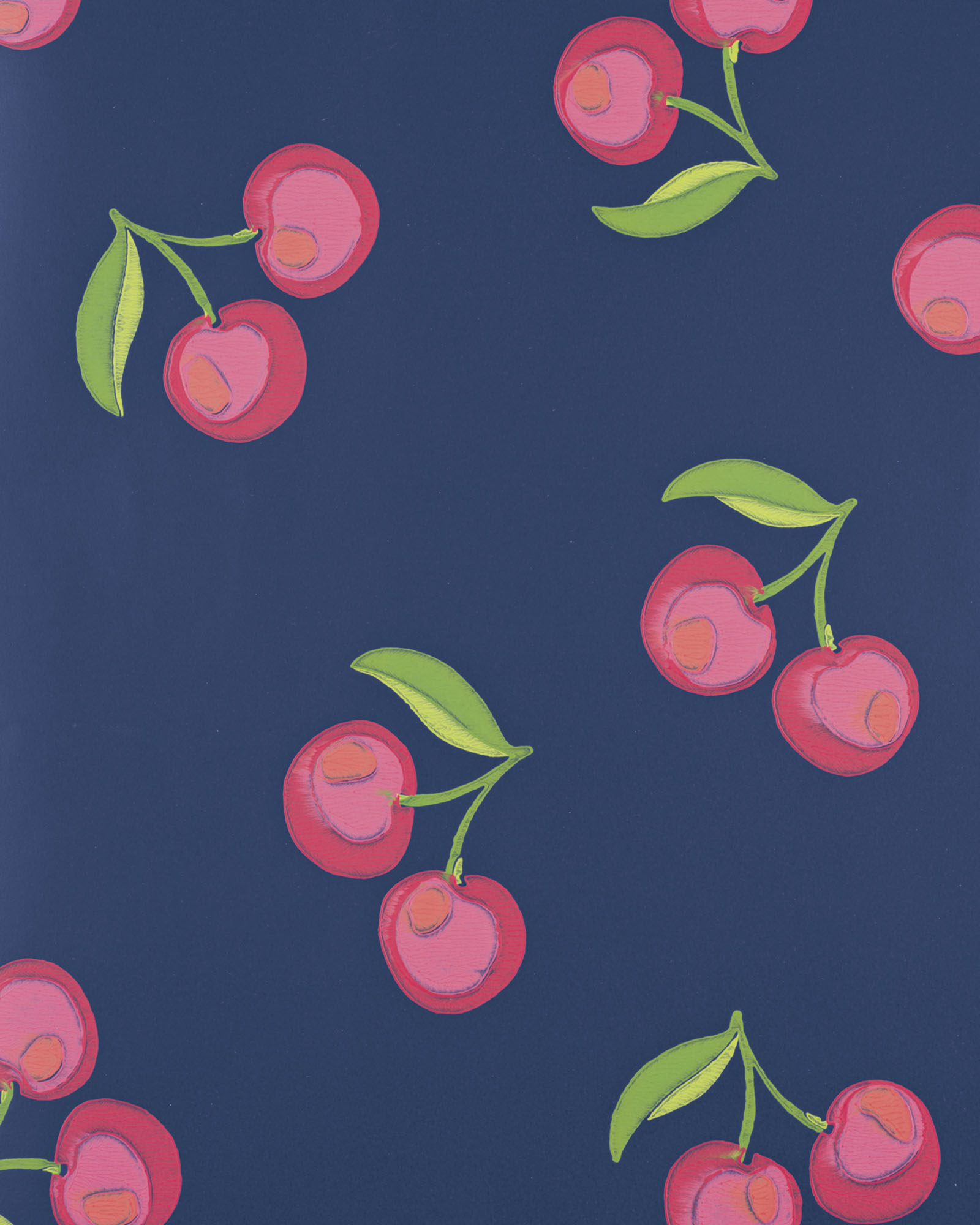 Surface printed wallpaper (Designed for Serena & Lily)