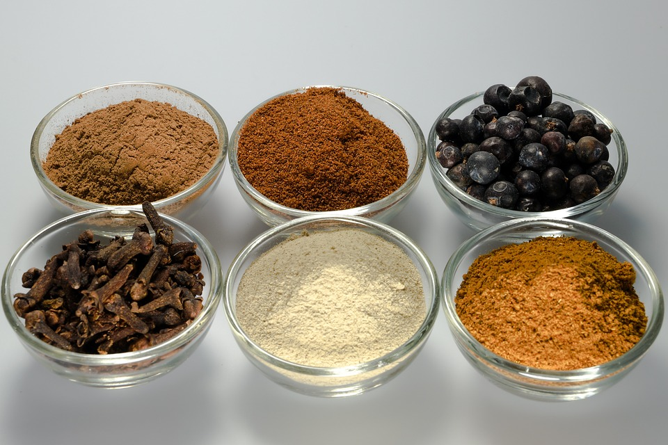 8. Baking Spices -
