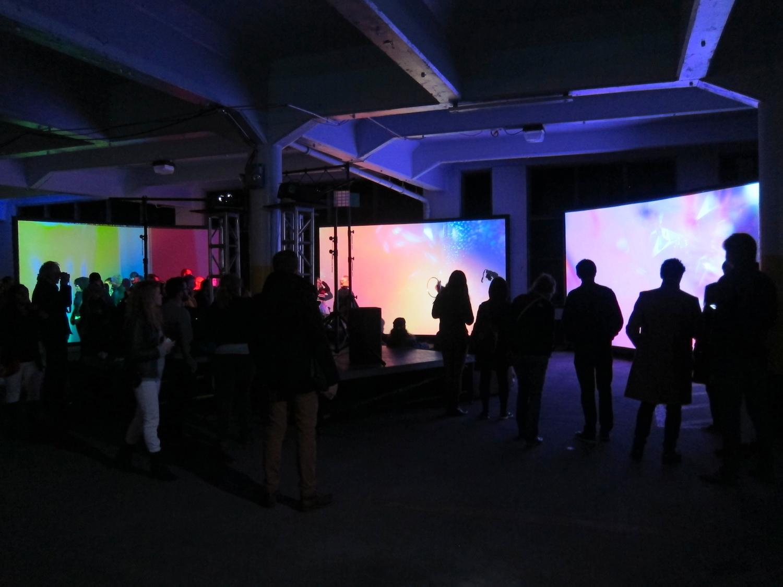 Installation View ,ILLUMINUS , Boston, MA