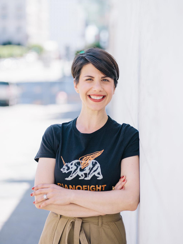 Loryn Barbeau, Singer, Voice Teacher, Vocal Coach, Performance Coach, San Francisco, CA