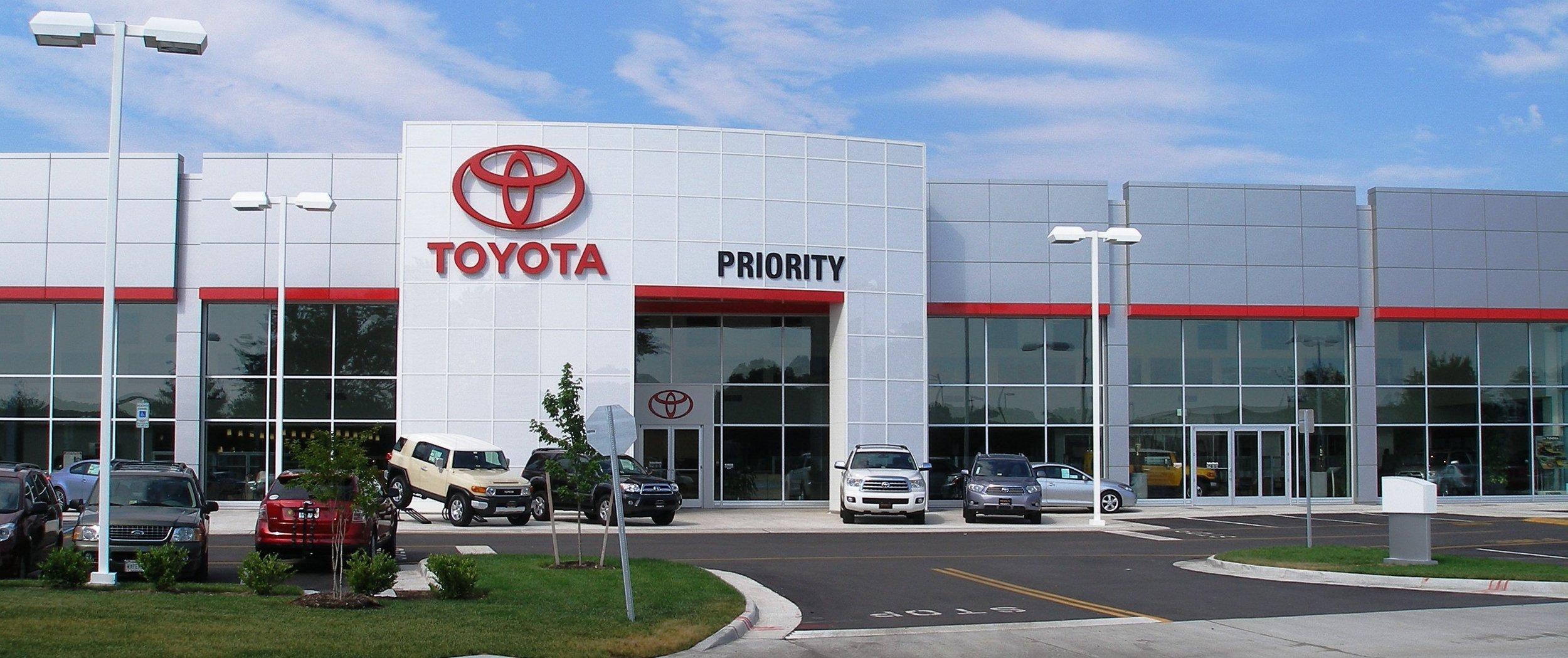 Priority Toyota #auto#car#priorityautomotive#automobile#autodealership#cafe#mechanic#commercial#architect#architecture#toyota#Chesapeake